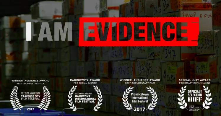 I Am Evidence Film (Official)