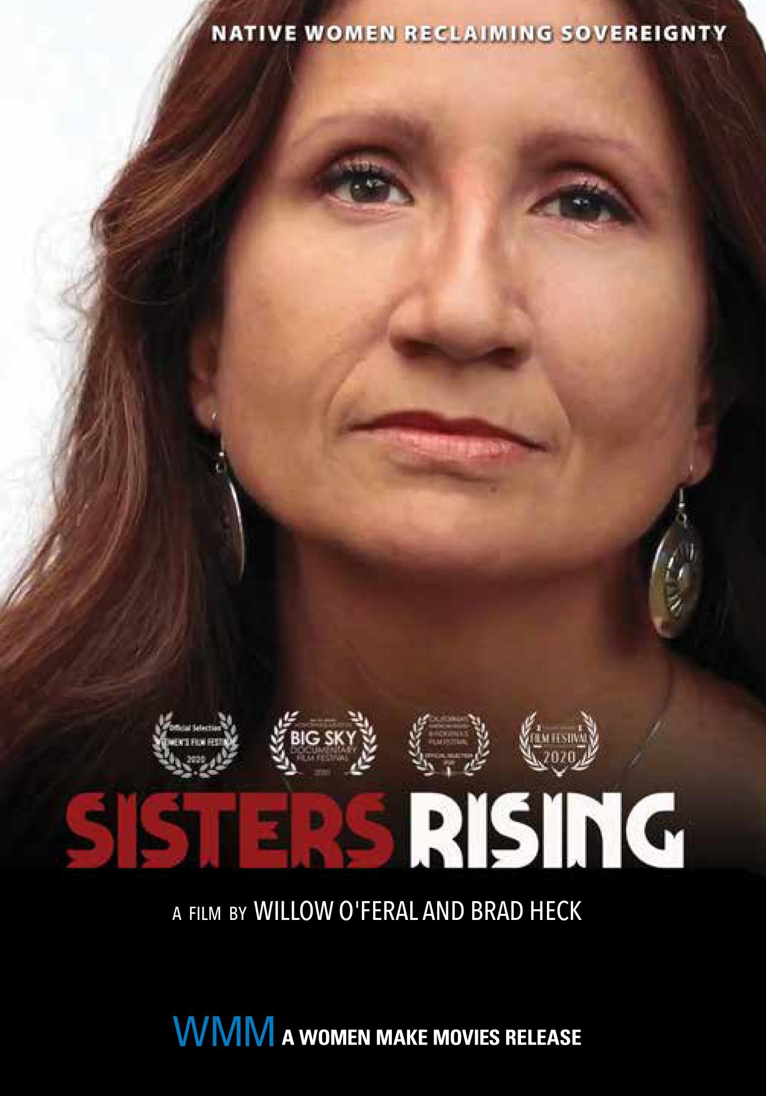 Sisters Rising Amaray 4.2.20 OPT 1